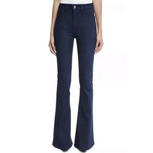 DL1961 Flare Leg Bell Bottoms Trimtone Splintered